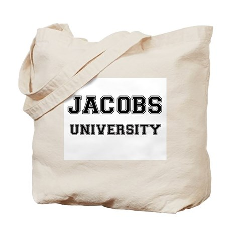 JACOBS UNIVERSITY Tote Bag