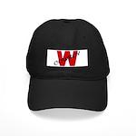 W Cowboy Black Cap