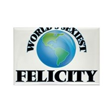 World's Sexiest Felicity Magnets