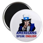 Americans Speak English Magnet