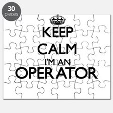Keep calm I'm an Operator Puzzle