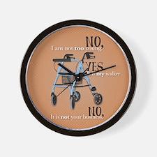 NYN Wall Clock