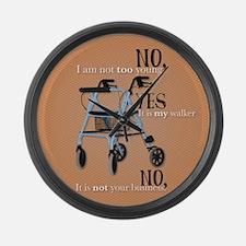 NYN Large Wall Clock