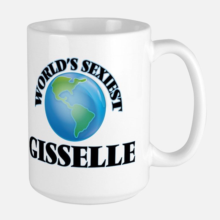 World's Sexiest Gisselle Mugs
