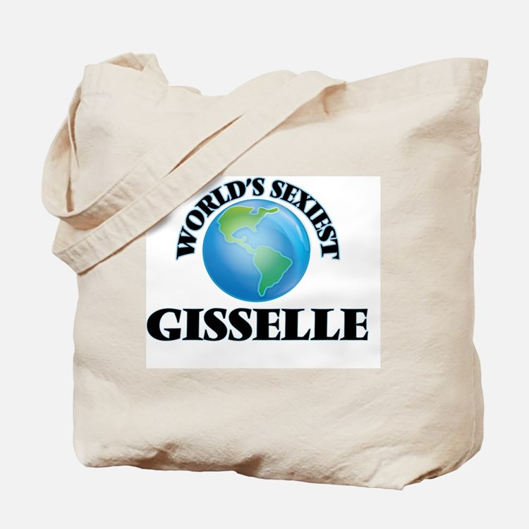 World's Sexiest Gisselle Tote Bag