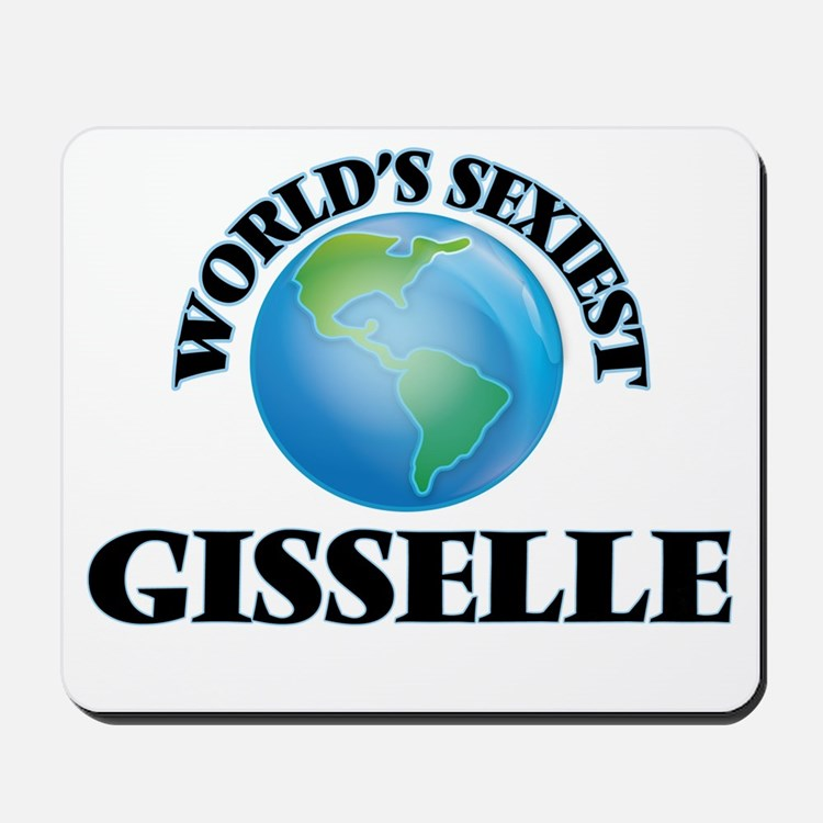 World's Sexiest Gisselle Mousepad