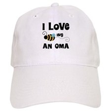 I Love Being An Oma Baseball Cap