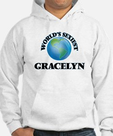 World's Sexiest Gracelyn Hoodie Sweatshirt