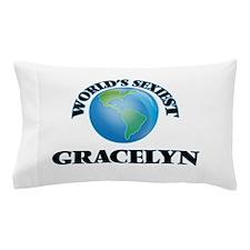 World's Sexiest Gracelyn Pillow Case