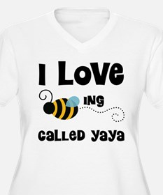 I Love Being Call T-Shirt