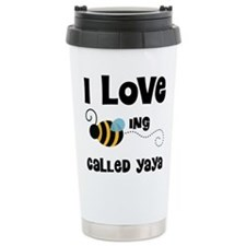 I Love Being Called Yay Travel Mug
