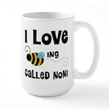 I Love Being Called Noni Mug
