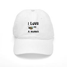 I Love Being A Nonna Baseball Cap