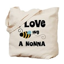 I Love Being A Nonna Tote Bag