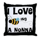 Nonna Throw Pillows
