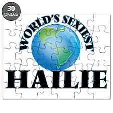 World's Sexiest Hailie Puzzle