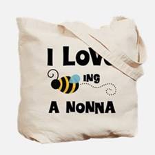 I Love Being A Nana Tote Bag
