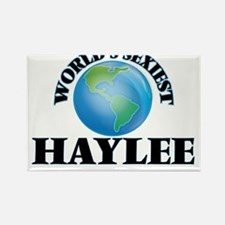World's Sexiest Haylee Magnets