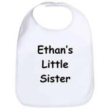 Cute Big sister customized Bib