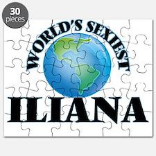 World's Sexiest Iliana Puzzle