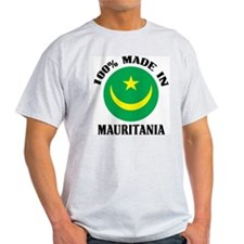 Made In Mauritania T-Shirt