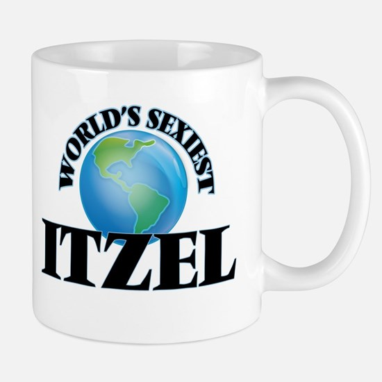World's Sexiest Itzel Mugs
