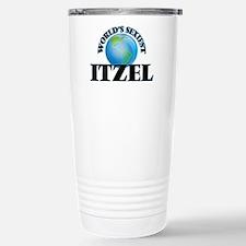 World's Sexiest Itzel Stainless Steel Travel Mug