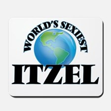 World's Sexiest Itzel Mousepad