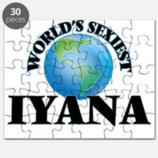World's Sexiest Iyana Puzzle