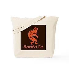 Santa Fe Kokopelli Tote Bag