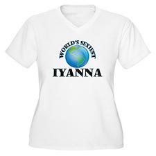 World's Sexiest Iyanna Plus Size T-Shirt