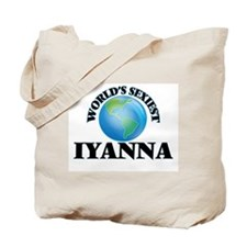 World's Sexiest Iyanna Tote Bag