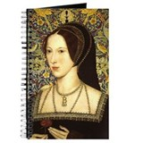 Anne boleyn Journals & Spiral Notebooks