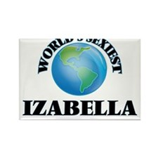 World's Sexiest Izabella Magnets