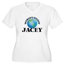 World's Sexiest Jacey Plus Size T-Shirt