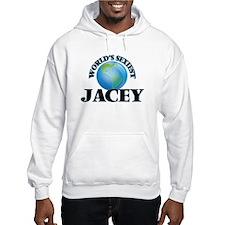 World's Sexiest Jacey Hoodie Sweatshirt