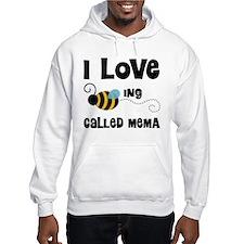 I Love Being Called Mema Hoodie