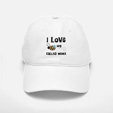 I Love Being Called Mema Baseball Baseball Cap