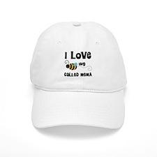 I Love Being Called Mema Baseball Cap