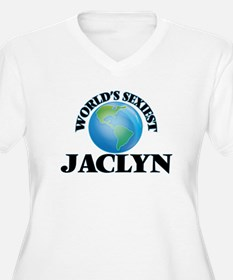 World's Sexiest Jaclyn Plus Size T-Shirt