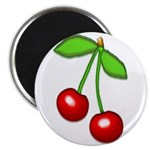 Cherry Delight Magnet
