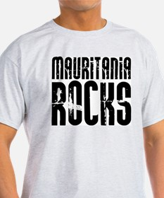 Mauritania Rocks T-Shirt