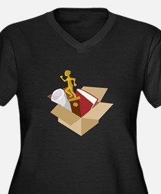 Trophy Plus Size T-Shirt