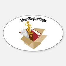New Beginnings Decal