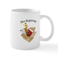 New Beginnings Mugs