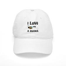 I Love Being A Meema Baseball Cap