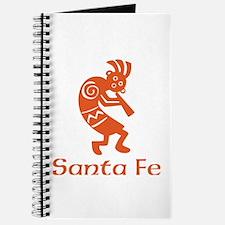 Santa Fe Kokopelli Journal