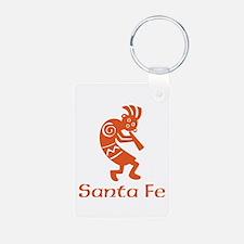 Santa Fe Kokopelli Keychains