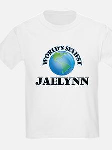 World's Sexiest Jaelynn T-Shirt
