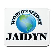 World's Sexiest Jaidyn Mousepad